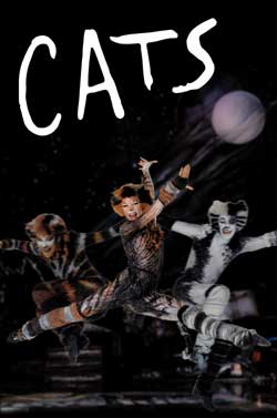 andrew lloyd webbers famous musical cats