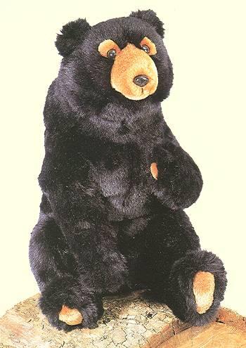 Stuffed Black Bears That Are Sweeter Than Clover Honey