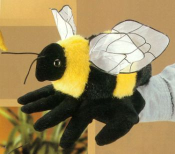 Flamboyant A Real Knockout Plush Bumblebees
