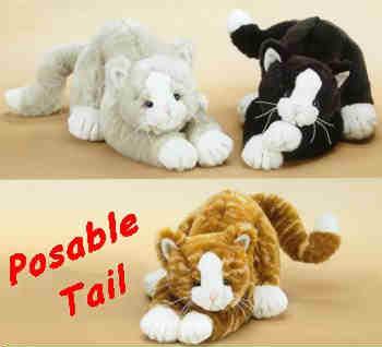 Lifelike Soft Plush Toy Stuffed Animals