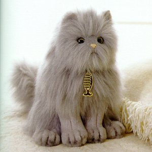 Persian Cats Love to be Petted but you must Earn their Affection